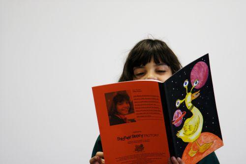 Jada reading