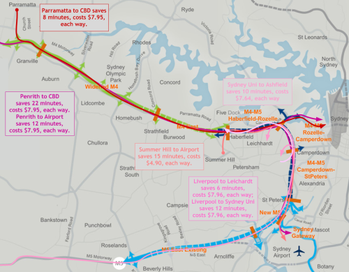 WestConnex_cost-savings_map
